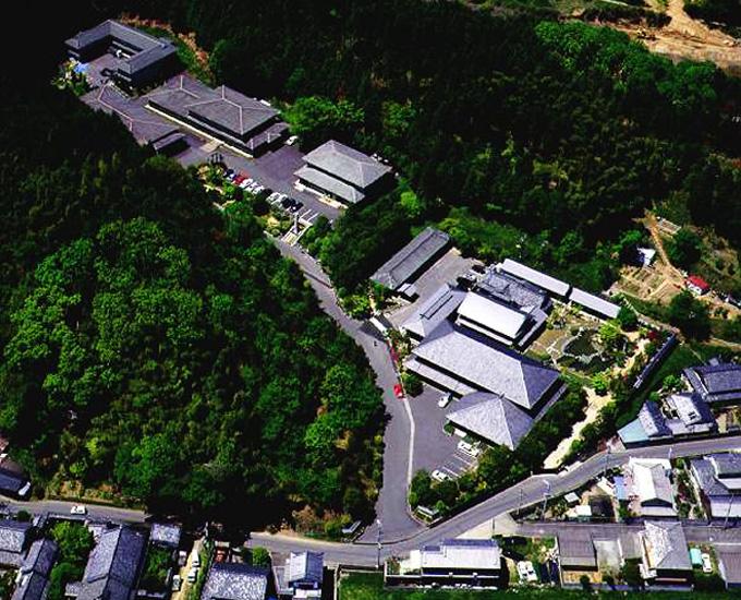 株式会社三光丸 上空写真